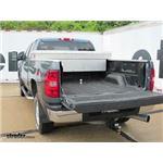 Curt Double Lock Flip and Store Gooseneck Hitch Installation - 2009 Chevrolet Silverado