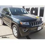 Trailer Brake Controller Installation - 2014 Jeep Grand Cherokee