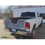 DeeZee Heavyweight Truck Bed Mat Installation - 2016 Ram 3500
