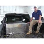DeeZee Truck Bed Auxiliary Tank Installation - 2018 Ram 3500
