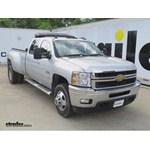 DeeZee Truck Bed Auxiliary Tank Installation - 2014 Chevrolet Silverado 3500