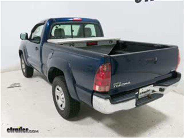 2010 Toyota Tacoma Deezee Custom Fit Truck Bed Mat