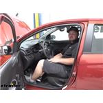 Deka Lead Quick Disconnect Battery Terminal Installation - 2021 Chevrolet Spark
