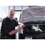 Deka Battery Side Bolt Extender Installation - 2015 Chevrolet Express Van