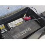 Deka Positive Battery Terminal Installation