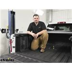 Demco 5th Wheel/Gooseneck Wiring Harness Installation - 2021 Ram 2500