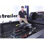 Demco Hijacker Autoslide 5th Wheel Trailer Hitch Installation - 2021 Chevrolet Silverado 2500