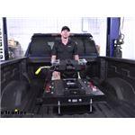 Demco Hijacker Autoslide 5th Wheel Trailer Hitch Installation - 2021 GMC Sierra 3500