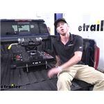 Demco Hijacker Autoslide 5th Wheel Trailer Hitch Installation - 2021 Chevrolet Silverado 3500