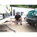 Demco SBS Stay-IN-Play DUO Supplemental Braking System Installation - 2020 Jeep Wrangler