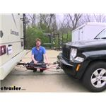 Demco Commander II Non-Binding Tow Bar Installation - 2012 Jeep Liberty