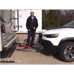 Demco Commander II Non-Binding Tow Bar Installation - 2019 Jeep Cherokee