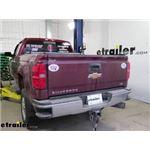 Demco Hijacker Underbed Rail and Kit Installation - 2015 Chevrolet Silverado 2500