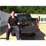Demco Hijacker Autoslide 5th Wheel Hitch Installation - 2020 Ford F-350 Super Duty