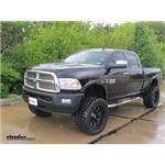 Demco Hijacker Autoslide 5th Wheel Trailer Hitch Installation - 2014 Ram 2500