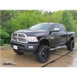 Demco Hijacker Above-Bed Base Rail Kit Installation - 2014 Ram 2500