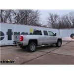 Demco Hijacker Above-Bed Base Rail Kit Installation - 2016 Chevrolet Silverado