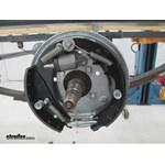 Demco Hydraulic Drum Brake Assembly Installation