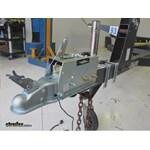 Demco Hydraulic Trailer Brake Actuator Installation