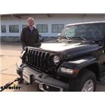 Demco Stay-IN-Play DUO Supplemental Braking System Reinstall Kit Install - 2021 Jeep Gladiator