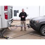 Demco SBS Air Force One Second Vehicle Kit Installation - 2019 Jeep Cherokee
