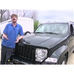 Demco Stay-IN-Play DUO Supplemental Braking System Installation - 2012 Jeep Liberty