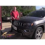 Demco Tabless Base Plate Kit Installation - 2019 Jeep Grand Cherokee