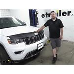 Derale Series 8000 Plate-Fin Transmission Cooler Kit Installation - 2018 Jeep Grand Cherokee
