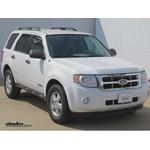 Derale 8000 Plate Fin Transmission Cooler Installation - 2008 Ford Escape