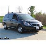 Derale 8000 Plate Fin Transmission Cooler Installation - 2010 Honda Odyssey