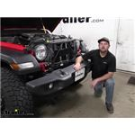 Derale 8000 Plate Fin Transmission Cooler Installation - 2018 Jeep JL Wrangler Unlimited
