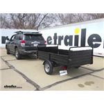 Detail K2 Mighty Multi A-Frame Utility Trailer Assembly