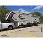 Dexter DX Series Electric Over Hydraulic Brake Actuator Installation - 2014 Heartland RV Bighorn Fif