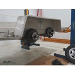 Dexter 12 Inch Electric Trailer Brake Installation