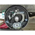 Dexter Nev-R-Adjust Electric Trailer Brake Kit Installation
