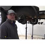 Dexter Nylon Suspension Bushing Installation