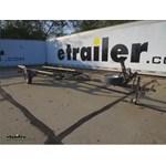Dexter Trailer Idler Axle w/ EZ Lube Hubs Installation
