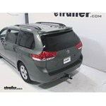 Draw-Tite Ball Mount Review - 2012 Toyota Sienna