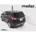 Draw-Tite Ball Mount Review - 2013 Ford Escape