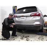 Draw-Tite Trailer Hitch Installation - 2021 Chevrolet Equinox