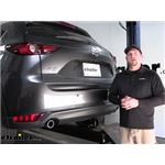 Draw-Tite Max-Frame Trailer Hitch Installation - 2019 Mazda CX-5