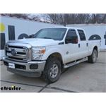 Draw-Tite Hide-A-Goose Underbed Gooseneck Trailer Hitch Installation - 2013 Ford F-250 and F-350 Sup
