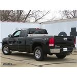 Gooseneck Trailer Hitch Installation - 2009 GMC Sierra