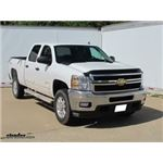 Gooseneck Trailer Hitch Installation - 2011 Chevrolet Silverado