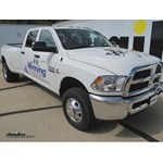Gooseneck Trailer Hitch Installation - 2014 Ram 3500 - Draw-Tite