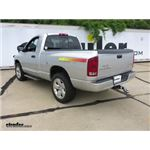 Draw-Tite I-Command Trailer Brake Controller Installation - 2004 Dodge Ram Pickup