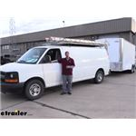 Draw-Tite I-Command Trailer Brake Controller Installation - 2015 Chevrolet Express Van