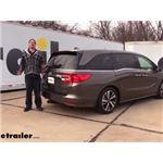 Draw-Tite I-Command Trailer Brake Controller Installation - 2019 Honda Odyssey
