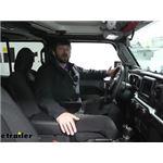 Draw-Tite I-Command Trailer Brake Controller Installation - 2021 Jeep Gladiator