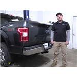 Draw-Tite I-Command Trailer Brake Controller Installation - 2018 Ford F-150